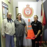 RIDE donation Oct 2012