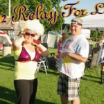 Relay for Life  June 2012