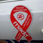 madd ribbon